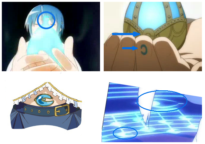 Puella/Puer Magi au suggestion  Sayaka-symbol