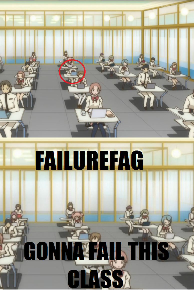 Failurefag_gonna_fail puella magi madoka magica memes tv tropes,Puella Magi Madoka Magica Meme