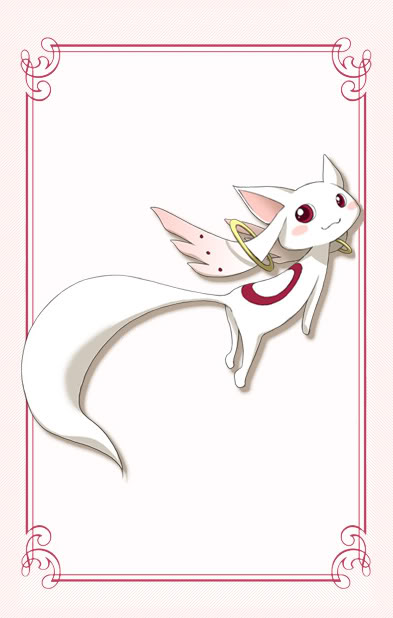 Puella Magi Madoka Magica - Kyubey and the Witches / Characters ...