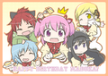 Happy birthday madoka fanart cake.png