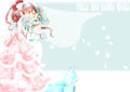 Sayaka kyouko wedding dress together.jpg