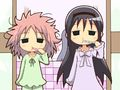 Madoka homura the next morning.jpg