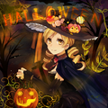 Mami witch cosplay halloween fanart.png