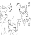 Kyouko cheating Sayaka shocked.png