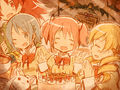 Happy birthday madoka by By Hanokage.jpg
